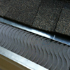 Valor Gutter Guard Installed